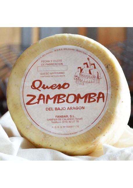 Queso Zambomba grande