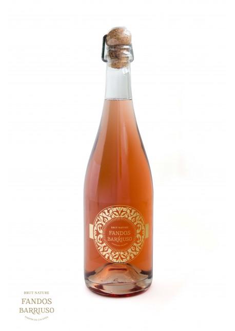 Cava o Vino Espumoso Rosado Artesano