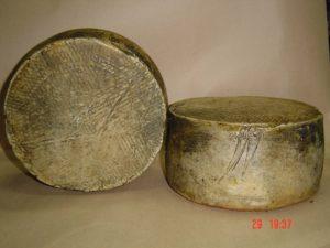 quesos artesanos leche cruda de oveja