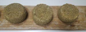 Tabla de maduración de quesos al romero Fanbar