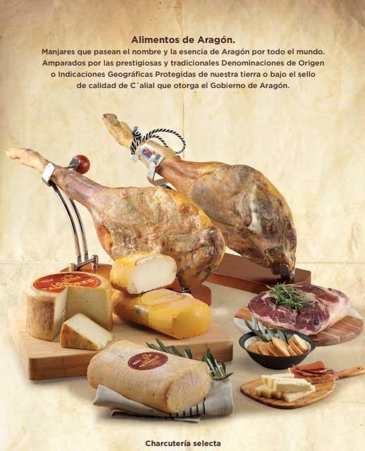 Imagen interior del catálogo de El Corte Inglés
